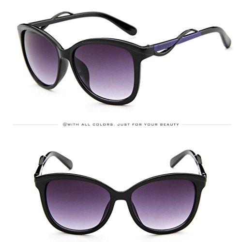 moda Gafas Adeshop Dise de 6 de colores sol o YXXFwUq