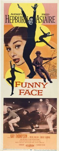 Funny Face POSTER Movie (14 x 36 Inches - 36cm x 92cm) (1957) (Insert Style B)