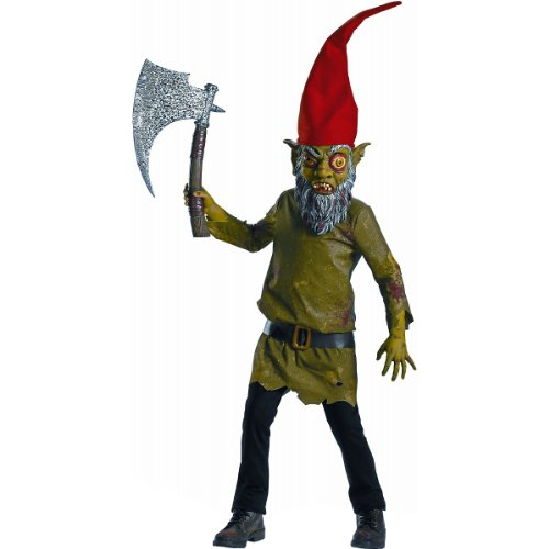 Wicked Troll Child Costume, Medium (7/8)