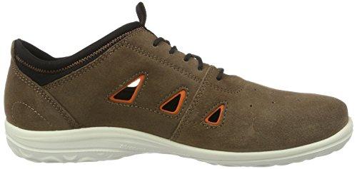 Jomos Allegra, Chaussures à Lacets Homme, Braun (Almond), 40 EU