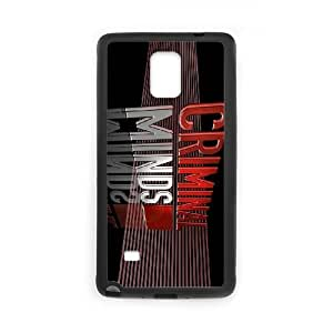 Criminal Minds Samsung Galaxy Note 4 Cell Phone Case Black GYK2KC72