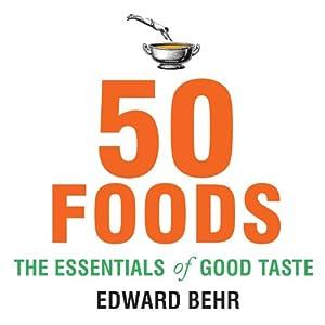50 Foods Audiobook