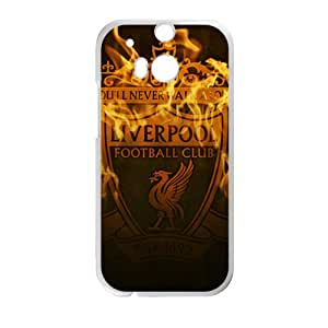 Liverpool Football Club Cell Phone Case for HTC One M8