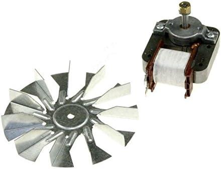 Smeg – Motor de ventilador para horno Smeg: Amazon.es: Hogar