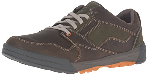 Merrell Mens Berner Lace Fashion Sneaker Dusty Olive