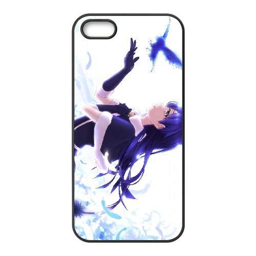 R1H41 Blue Bird C4C6RU coque iPhone 4 4s cellulaire cas de téléphone couvercle de coque noire DC4EKV8DN