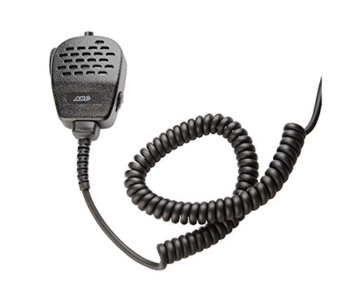 ARC S11VC009 High Low Switch IP54 Speaker Microphone for Relm (BK Radio) GPH & DPH Series Two Way -