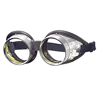 Schweisser-king.de - Gafas de anillo de rosca con almohadilla de goma de 50 mm de ...