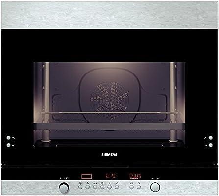 Siemens HB76P570 - Horno (Horno eléctrico, 50 L, 30-300 °C, Acero ...
