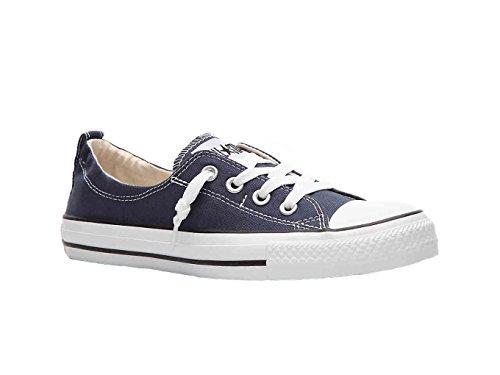 Inverse - Chuck Taylor All Star Schuhe C?te-beleg-b?uf De Base Dans Varsity Marino Rouge