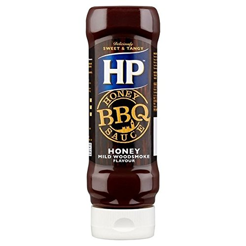 Amazon.com : HP Honey Woodsmoke BBQ Sauce 465g - Pack of 2 : Grocery & Gourmet Food