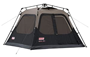 7. Coleman 4-Person Instant Tent