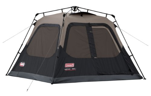 Coleman 4-Person Instant Cabin (Camping Tents Tall)