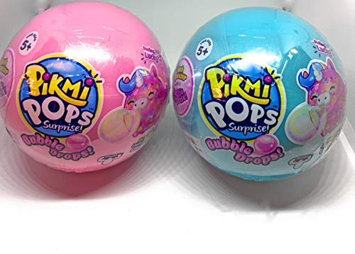 (Pikmi Pops Bubble Drops Bundle of 2 (Assorted Colors))