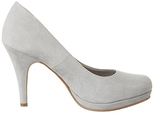 Tamaris 22407, Zapatos de Tacón para Mujer, 50 EU Gris (GREY 200)
