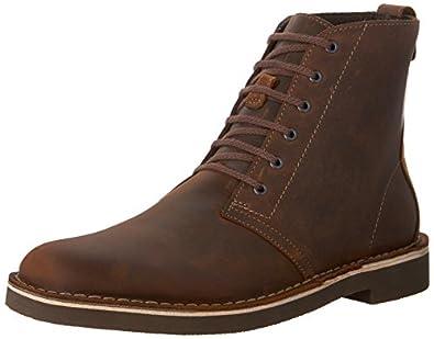 Amazon.com | Clarks Men's Bushacre Top Chukka Boot | Boots