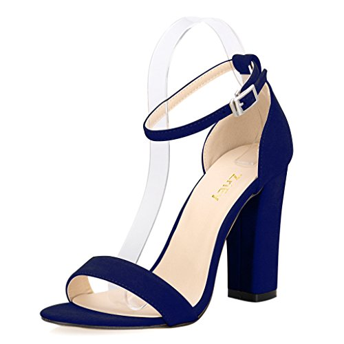 ZriEy Womens Fashion Strappy Sandals product image