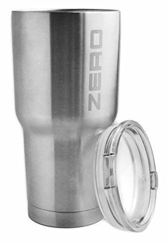 Tumbler Travel Mug - Premium Grade Stainless Steel Double-Wa