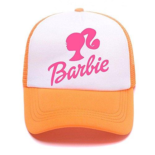 Caps E24U2H Gorras Men Béisbol Logo Barb Hat Baseball Boy Women for de Orange Girl Trucker YX5vp1q