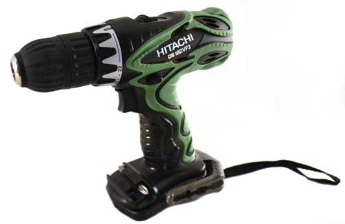 Hitachi DS18DVF3 18 Volt 1/2 inch Drill (bare tool – no battery, charger or case) Review