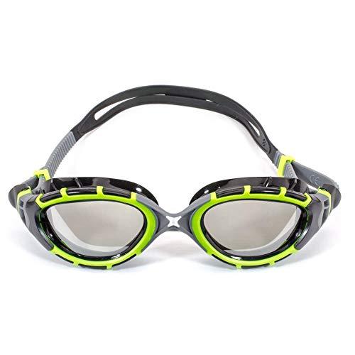 Oculos De Natacao Zoggs Predator Flex 2.0 Titanium Reactor