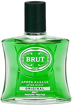 X Brut Aftershave Original 100ml Boxed