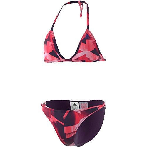 adidas Girl Bikini Allover Print Kids Swimwear Training Pool Beach DQ3383 (170/14-15 Years)