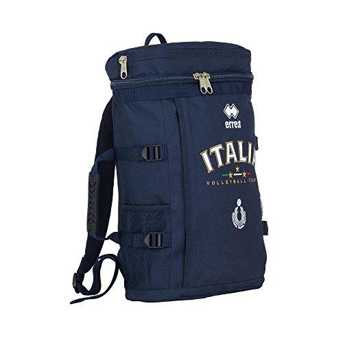 Nationale Errea Dos sac Couleur La Bleu Sac Volleyball Officiel À De Italienne 0q04pngr