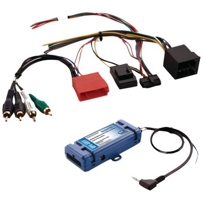Pac Rp4-Ad11 Radiopro4 Interface (For Select Audi(R) Vehicles With Can Bus)