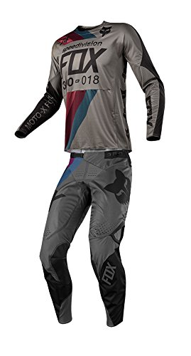 Jersey Combo Charcoal - 7