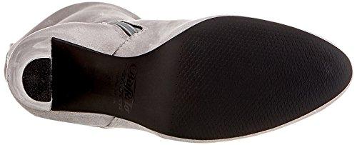 Women's Boots Buffalo 0 Negro 2861 Grey 01 Strech London Grey340 Micro 5rXvXHxw1q