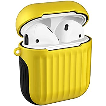Amazon.com: Airpods Case Cover, Angimi AirPods Skin with
