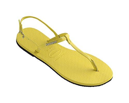 Havaianas, Sandali donna giallo Yellow