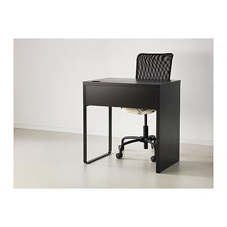 /Desk /73x50/cm Ikea MICKE/ brun-noir/