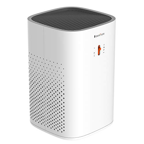 KeenPure Air Purifier with Longlife Cylindrical HEPA Filter
