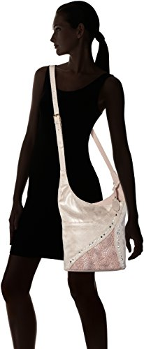 Woman Rieker Altrosa Shoulder silver Red nude Bags H1438 zzWqHRvFI