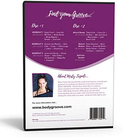 Dance Your Heart Out DVD Collection