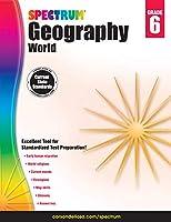 Carson-Dellosa Spectrum Geography Workbook: World, Grade 6