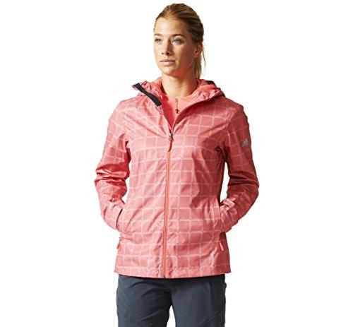 Wandertag Rosa W Adidas Outdoor Chaqueta Aop Jacket Mujer qEcFHwS6Fa