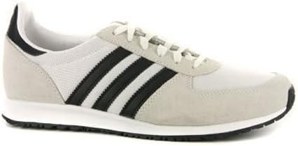 adidas Adistar Racer Chaussures pour Homme en Cuir Blanc