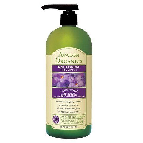Avalon Nourishing Lavender Shampoo- - Nourishing Avalon Organics Shampoo