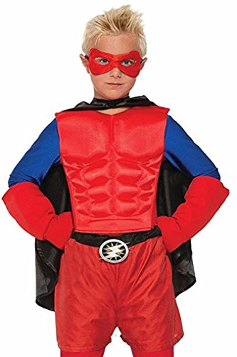 Forum Novelties Child Hero Muscle Chest Costume,