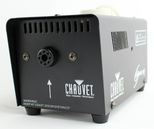 CHAUVET CH-730 Ministrobe Light + Hurrcane 700 H-700 Fog Machine + FJU Fog Fluid by CHAUVET DJ (Image #5)