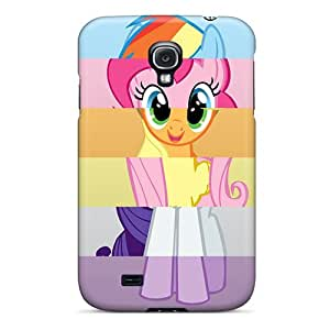 Galaxy S4 Jmo14877DOeu Custom Beautiful My Little Pony Friendship Is Magic Skin Excellent Hard Phone Cover -DustinFrench
