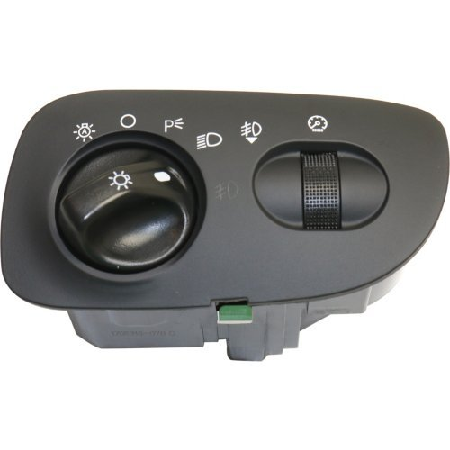 - Headlight Switch compatible with F-150 00-03 / F-150 Heritage 04-04 W/Auto Headlights W/Fog Lights