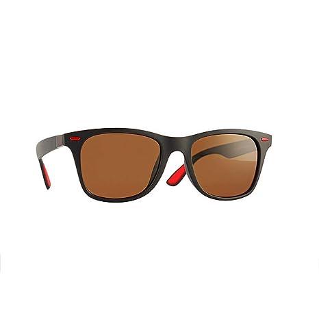 BOLANQ - Gafas de Sol polarizadas para Hombre, F, Tamaño ...