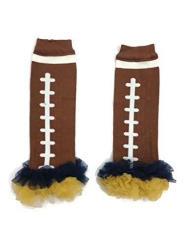 Michigan Wolverines Brown Football - 7