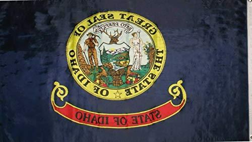 Hebel 3x5 State of Idaho Premium Quality Flag 3x5 House Banner Super Polyester | Model FLG - 1215