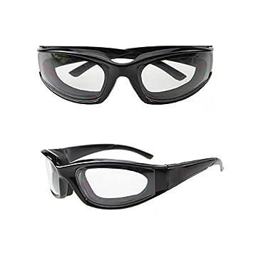 ParaCity cebolla gafas Tearless gafas gafas de parrilla de barbacoa para casa cocina al aire libre
