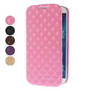 HIPPO Shiny Full Body Case for Samsung Galaxy S4 I9500 (Assorted Colors) --- COLOR:Black